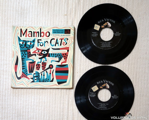 Various ‎– Mambo For Cats - Vinyl Record