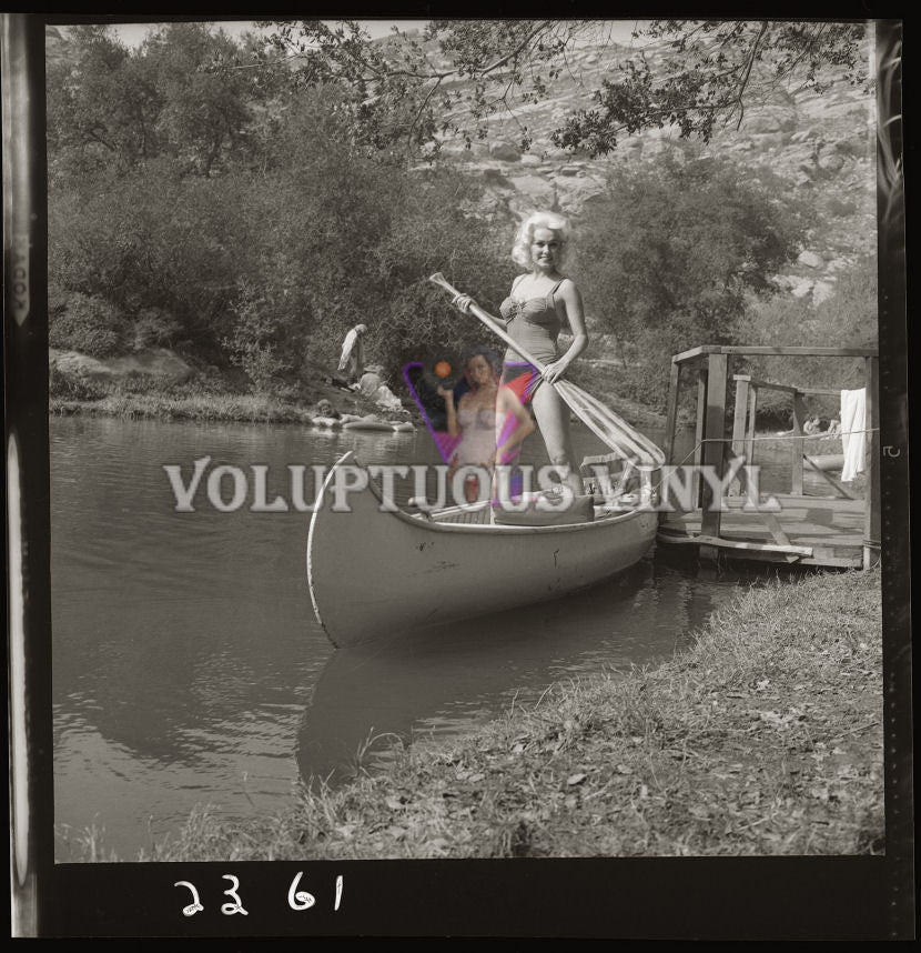 Mamie Van Doren Swimsuit Canoe - College Confidential positive photo