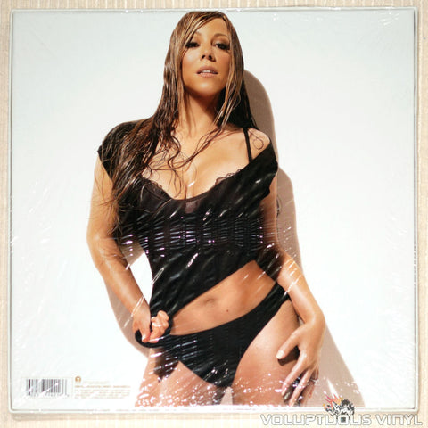 Mariah Carey ‎– Memoirs Of An Imperfect Angel - Vinyl Record - Front Cover