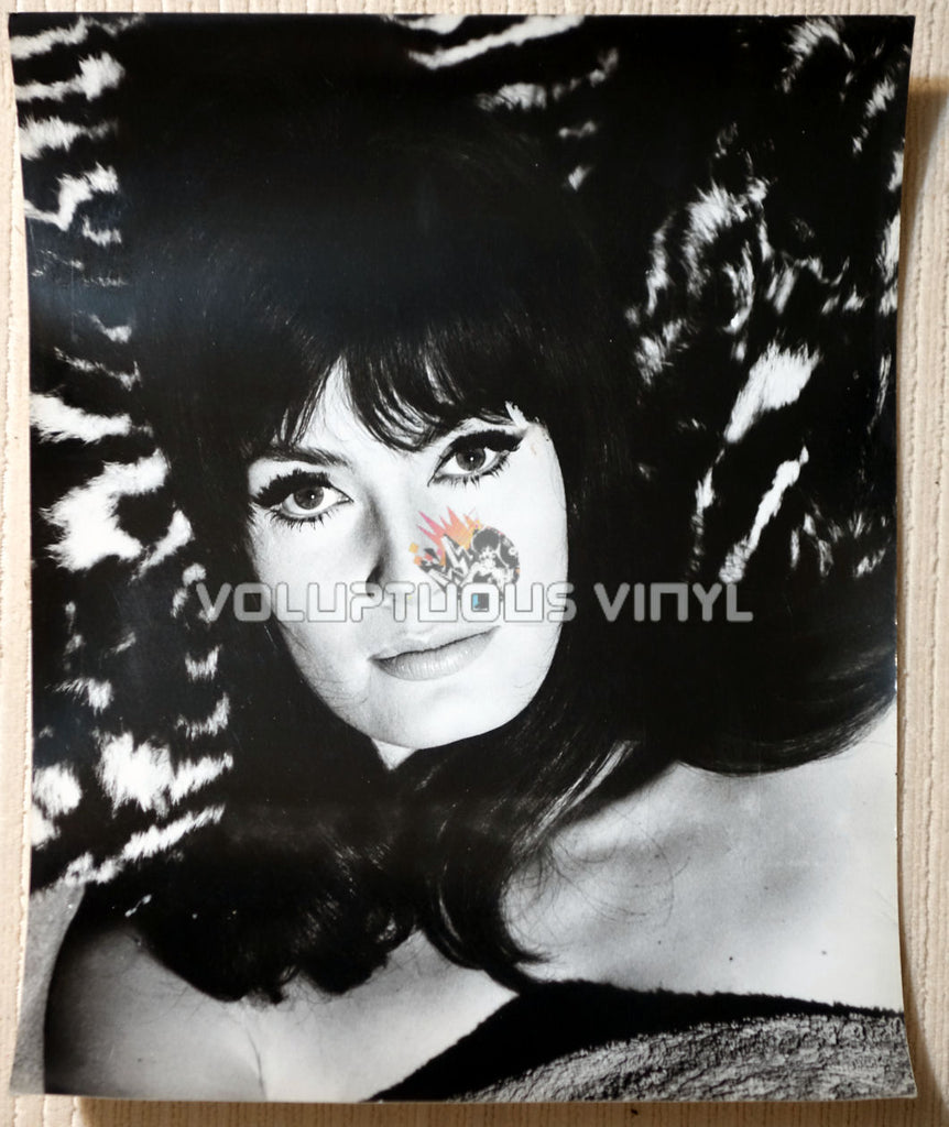 Marisa Mell Portrait Angelo Frontoni Photo