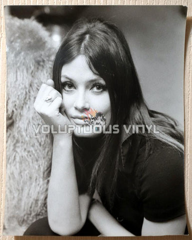 Marisa Mell Head Shot Photo