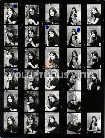 Marisa Mell Headshot Photo Contact Sheet