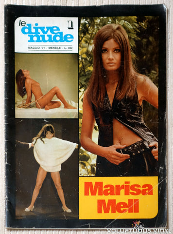 Le dive nude - May 1971 - Completely Dedicated To Marisa Mell