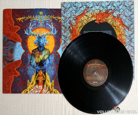 Mastodon ‎– Blood Mountain - Vinyl Record