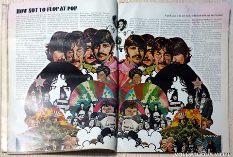 McCall's - November 1967 - The Beatles