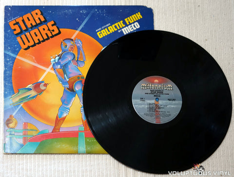 Meco ‎– Music Inspired By Star Wars And Other Galactic Funk - Vinyl Record