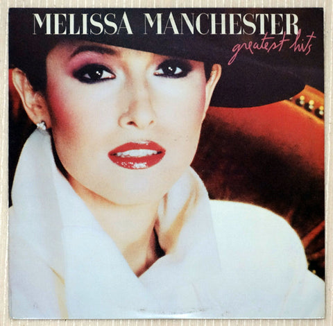 Melissa Manchester Vinyl Record Greatest Hits