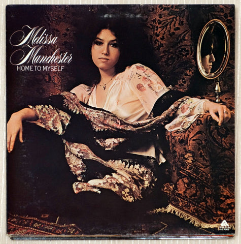 Melissa Manchester Vinyl Record Home To Myself