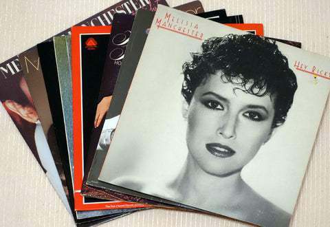 Melissa Manchester Vinyl Record Collection