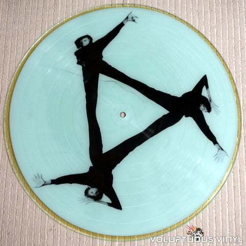 Michael Jackson ‎– Bad - Vinyl Record - Picture Disc - Side 2