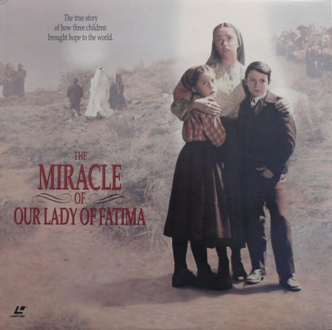 Miracle of Our Lady of Fatima (1952) LaserDisc