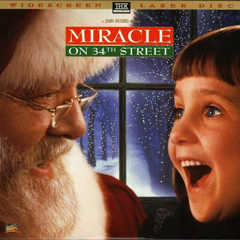Miracle On 34th Street (1994) LaserDisc