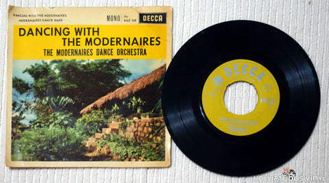 The Modernaires Dance Orchestra ‎– Dancing With The Modernaires - Vinyl Record