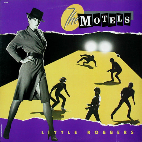 The Motels ‎– Little Robbers (1983) Cheap Vinyl Record