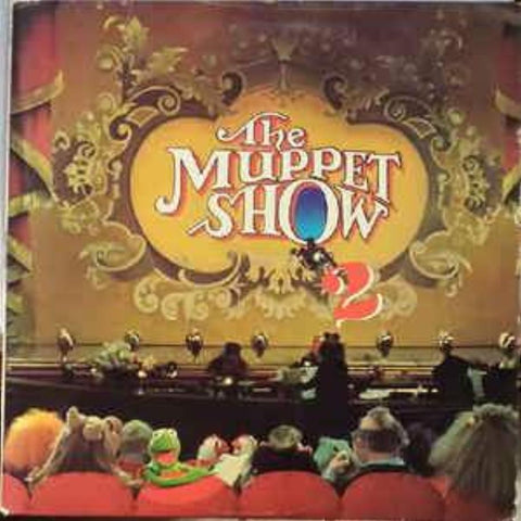 The Muppets ‎– The Muppet Show 2 vinyl record front cover