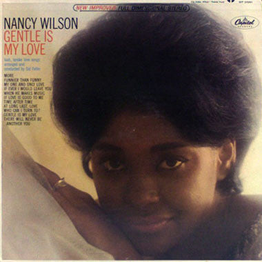 Nancy Wilson ‎– Gentle Is My Love (1965) STEREO Vinyl Record
