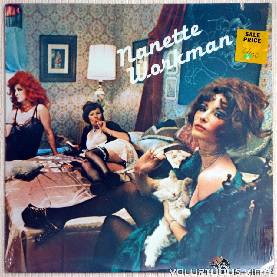 Nanette Workman ‎– Nanette Workman - Vinyl Record - Front Cover