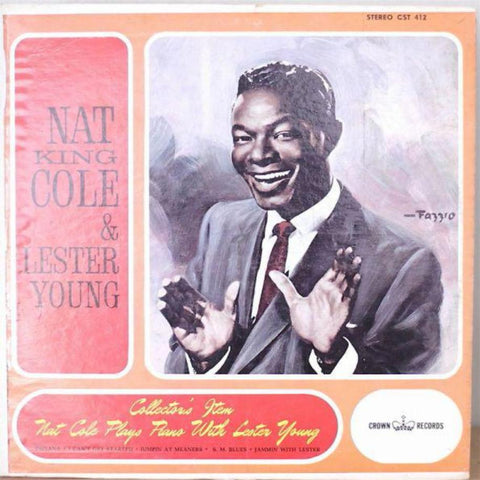 Nat King Cole And Lester Young - Vinyl Record