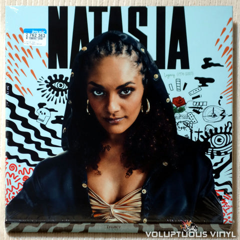 Natasja ‎– Legacy (1974-2007) (2018) 4xLP Box Set, Denmark Press