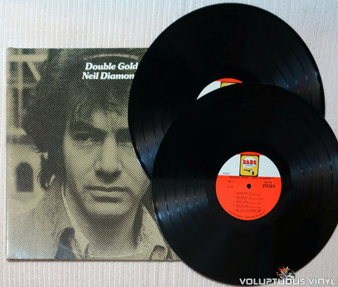 Neil Diamond ‎– Double Gold - Vinyl Record