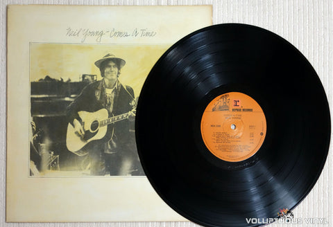 Neil Young ‎– Comes A Time - Vinyl Record
