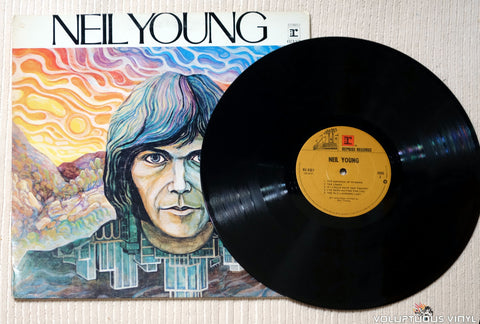 Neil Young ‎– Neil Young - Vinyl Record