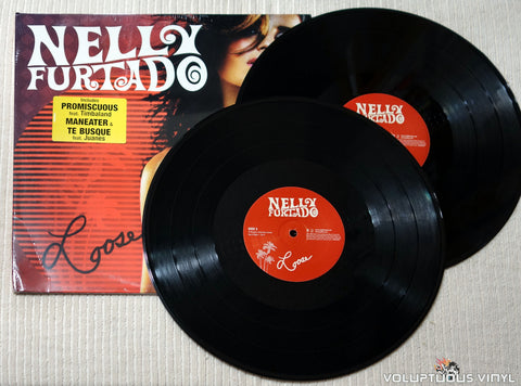 Nelly Furtado ‎– Loose - Vinyl Record