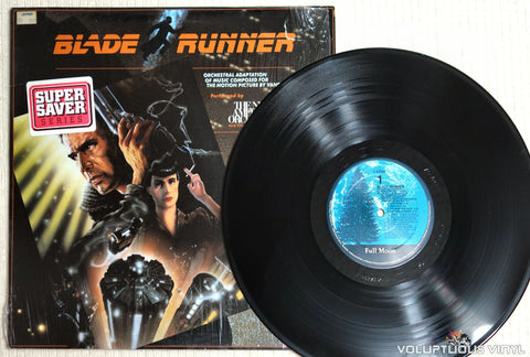 The New American Orchestra ‎– Blade Runner - Vinyl Record
