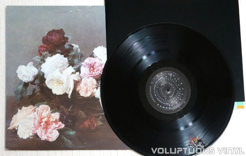 New Order ‎– Power, Corruption & Lies - Vinyl Record
