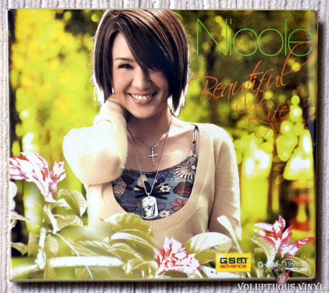 Nicole Theriault ‎– Beautiful Life (2007) Thailand Press