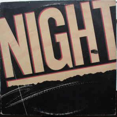 Night ‎– Night vinyl record front cover