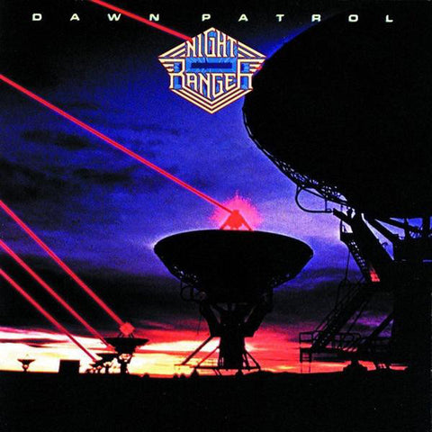Night Ranger ‎– Dawn Patrol (1982) Cheap Vinyl Record