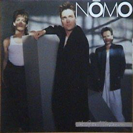 Nómo ‎– The Great Unknown (1985) Cheap Vinyl Record