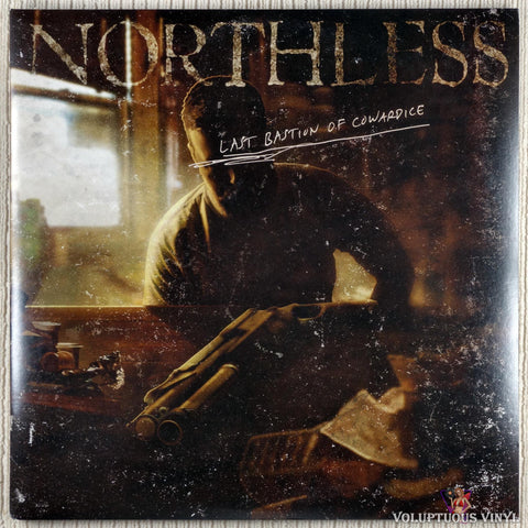 Northless ‎– Last Bastion Of Cowardice vinyl record front cover