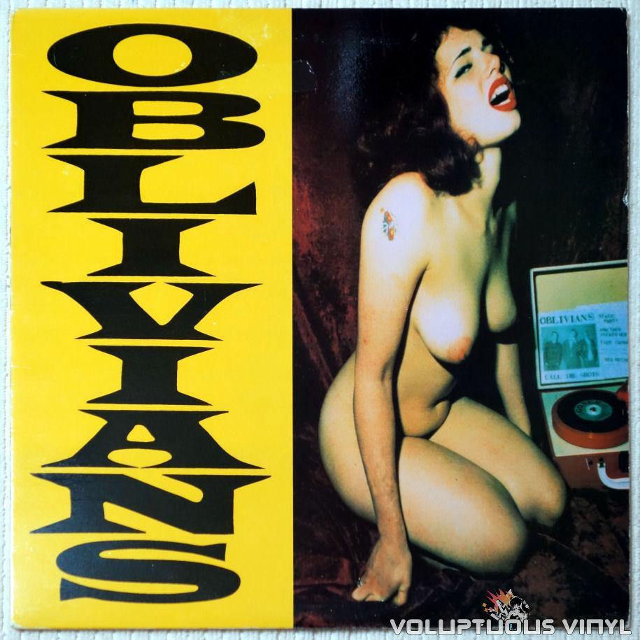 "Oblivians ‎– Never Enough (1994) 10"" EP"