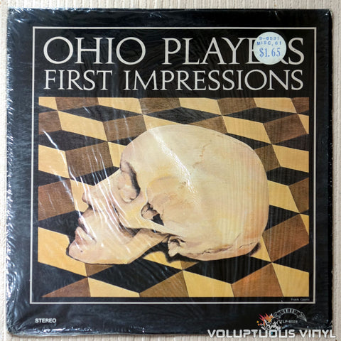 Ohio Players ‎– First Impressions - Vinyl Record - Front Cover