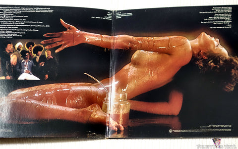 Ohio Players ‎– Honey - Vinyl Record - Inner Gatefold