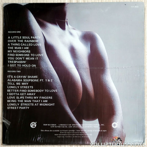 Ohio Players ‎– Superpack - Vinyl Record - Back Cover