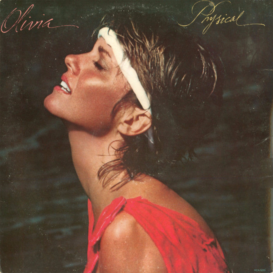Olivia Newton-John ‎– Physical - Vinyl Record - Front Cover