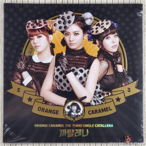 Orange Caramel ‎– Catallena (2014) Korean Press, SEALED
