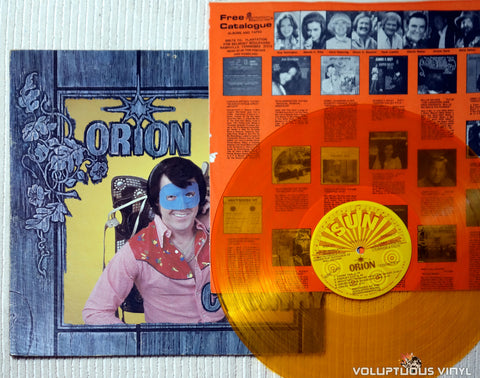 Orion ‎– Country - Vinyl Record