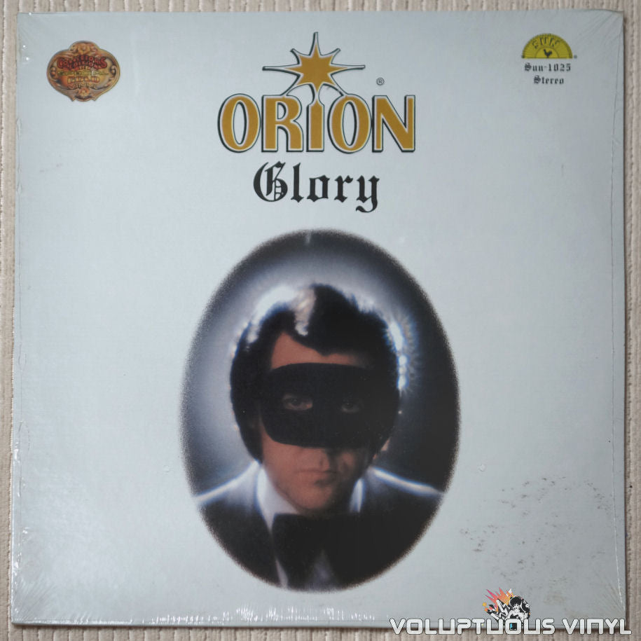 Orion ‎– Glory - Vinyl Record - Front Cover
