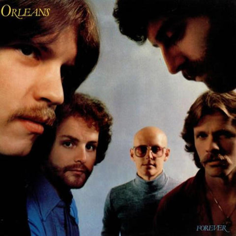 Orleans ‎– Forever vinyl record front cover
