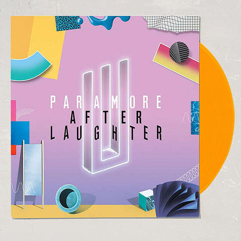 Paramore ‎– After Laughter - Vinyl Record - Orange