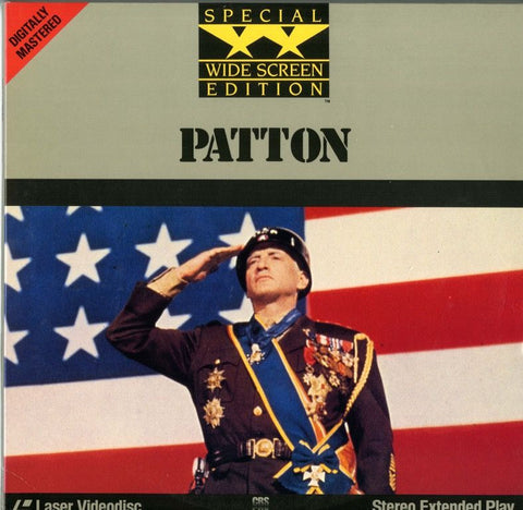 Patton (1970) LaserDisc