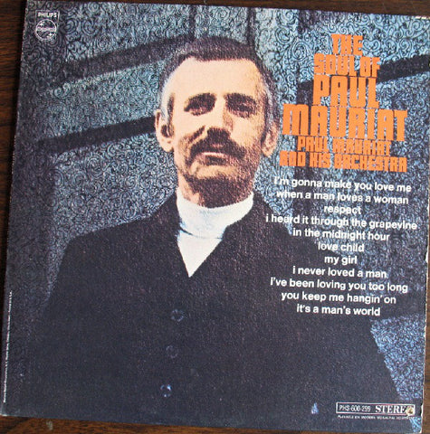Paul Mauriat And His Orchestra ‎– The Soul Of Paul Mauriat (1969) Cheap Vinyl Record