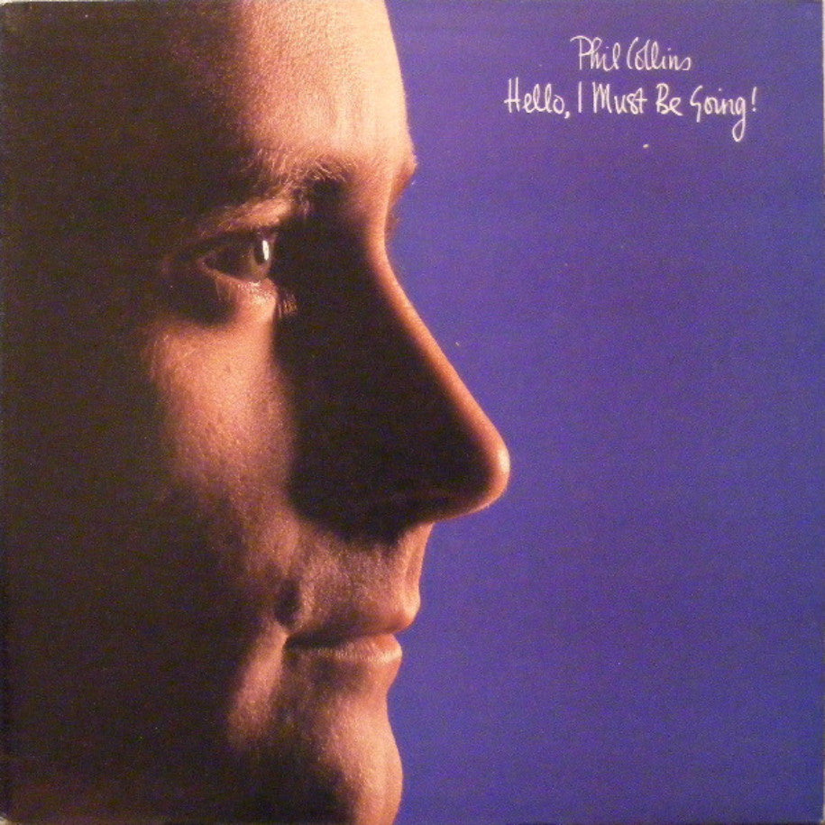 Phil Collins ‎– Hello, I Must Be Going! - Vinyl Record - Front Cover