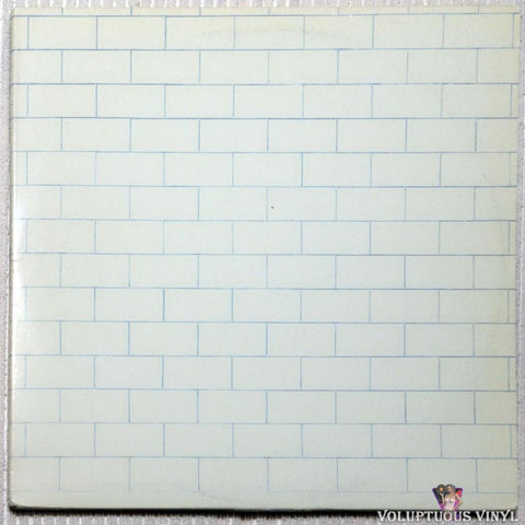 Pink Floyd ‎– The Wall vinyl record front cover
