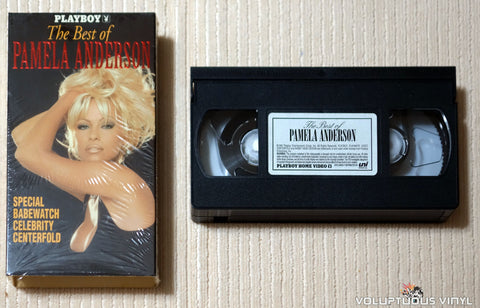 Playboy The Best of Pamela Anderson - VHS