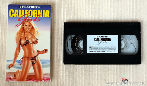 Playboy's California Girls - VHS Tape